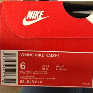 Women's Nike Kaishi